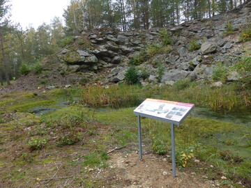 Křížov Quarry – Take a peek into the mountain's interior